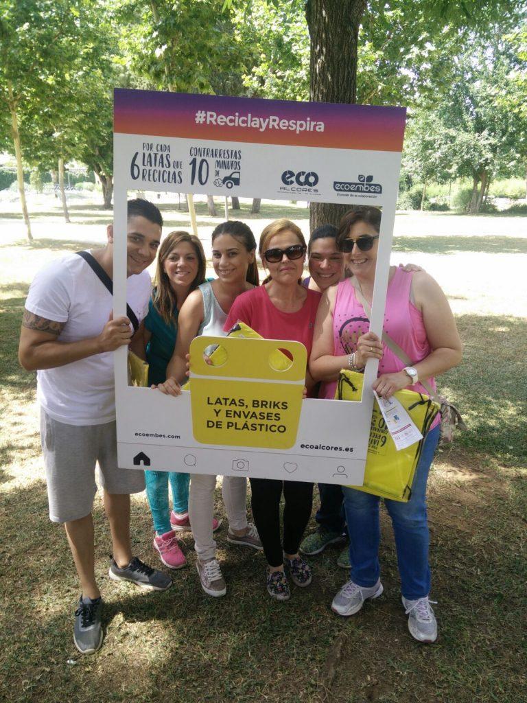 Campaña Respira y Recicla Los Alcores (5)