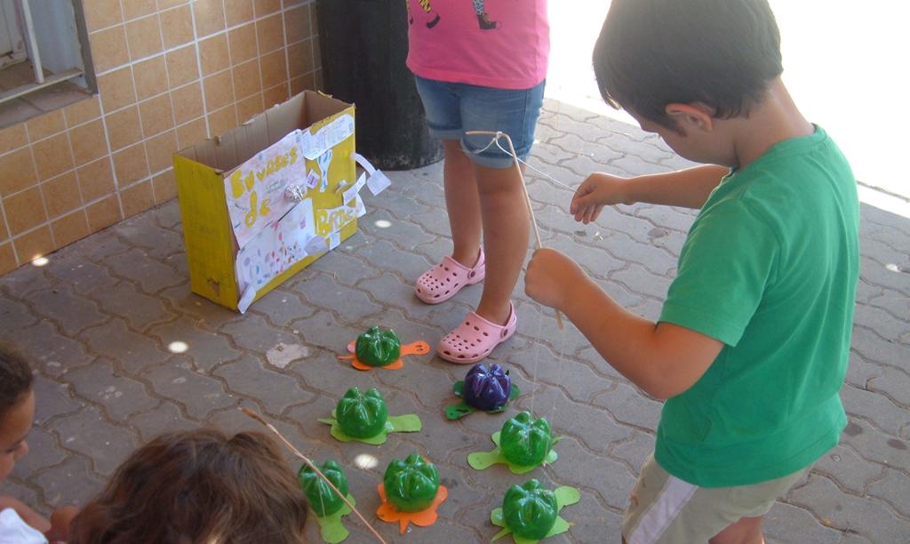 Actividades de educación ambiental en materia de residuos (I)