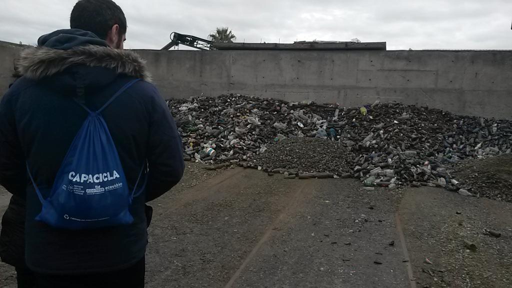 Recursos de Educación Ambiental sobre residuos en Andalucía