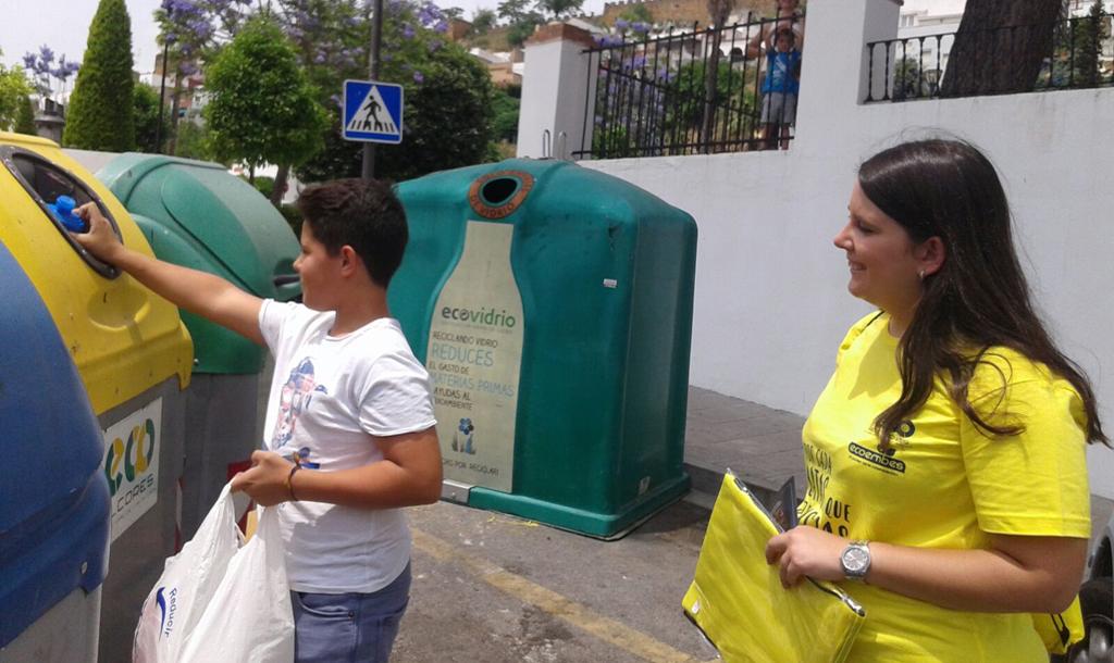 Actividades de educación ambiental en materia de residuos (II)