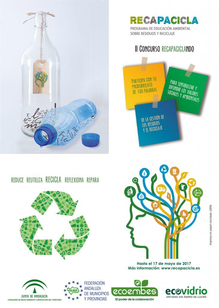 Cartel II Concurso Recapaciclando