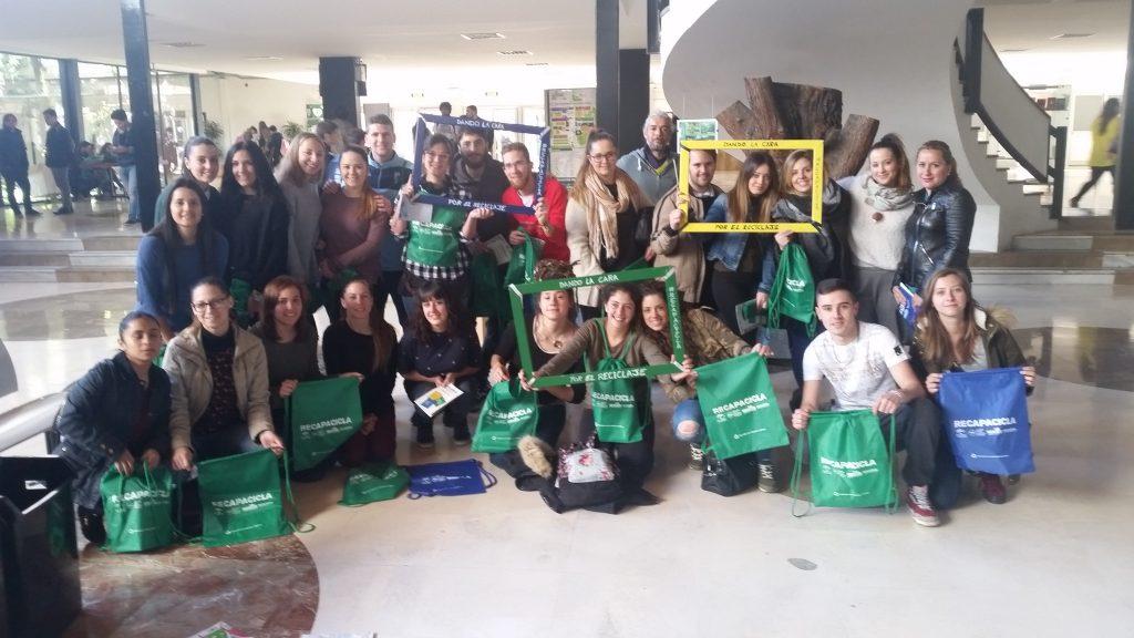 Día del Reciclaje UGR