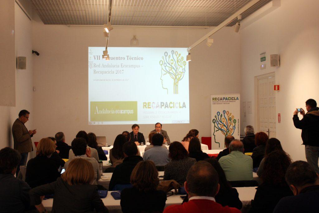 VII Encuentro Técnico Ecocampus-Recapacicla