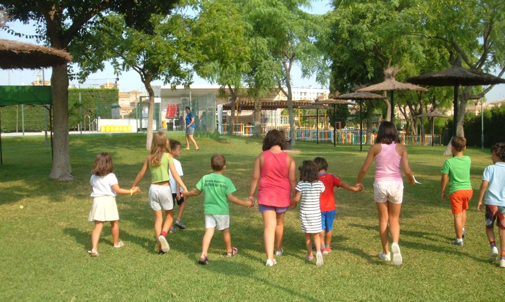 Escuela de Verano 2018 · Mairena del Aljarafe · Sevilla