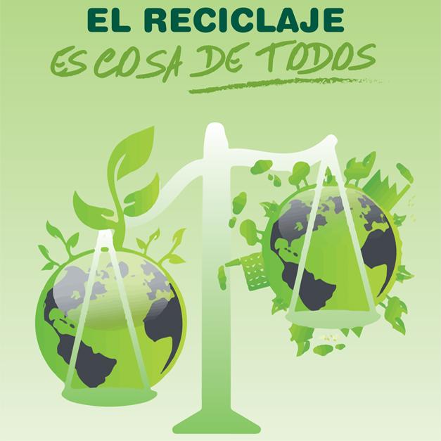 Campaña de educación ambiental sobre residuos