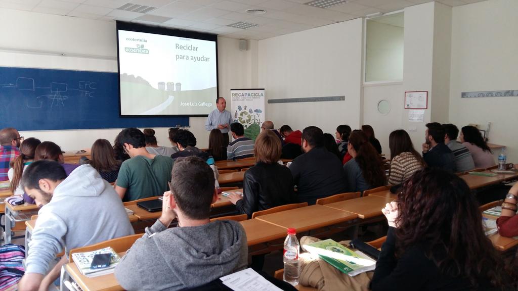 Curso de formación en Universidad de Sevilla