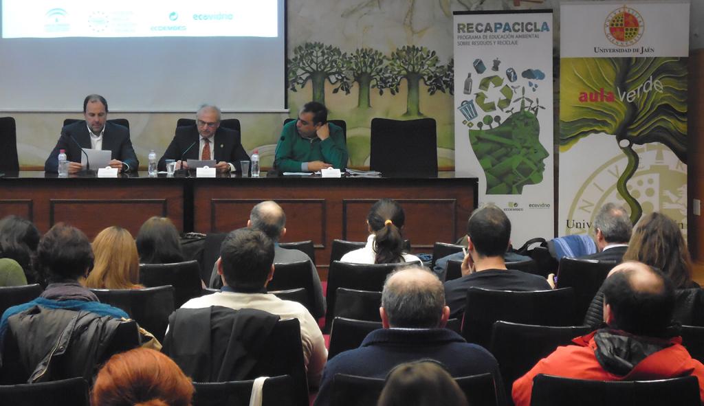Encuentro técnico RECAPACICLA – RED ANDALUCÍA ECOCAMPUS