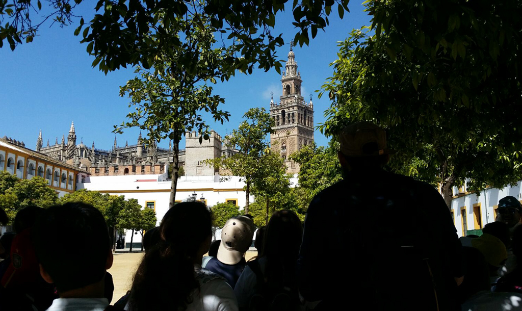 Viajes de fin de curso a Sevilla