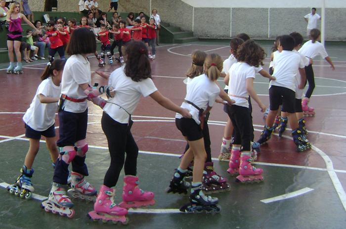 Actividades extraescolares, Deporte en la Escuela y Acompañamiento escolar