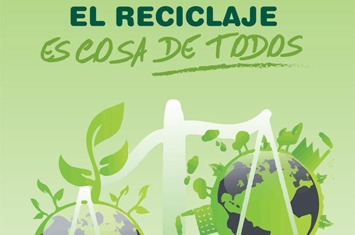 Campaña El Reciclaje es cosa de todos