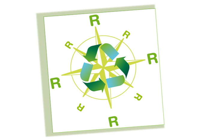 Campaña En Reciclaje, los primeros