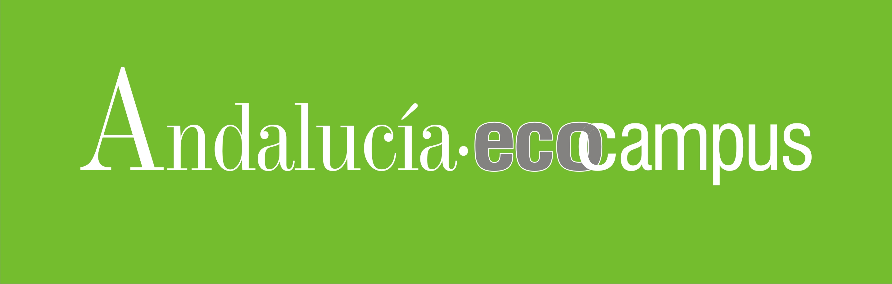 Inauguración del Programa Ecocampus Universidad de Sevilla