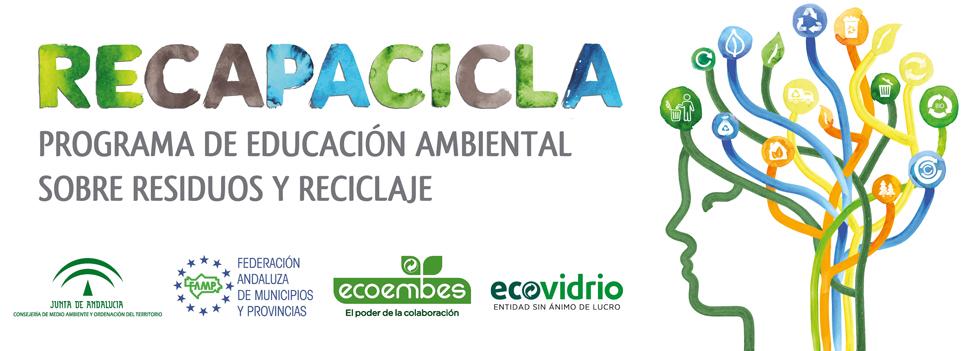 Curso RECAPACICLA Universidad de Almería 2017-18
