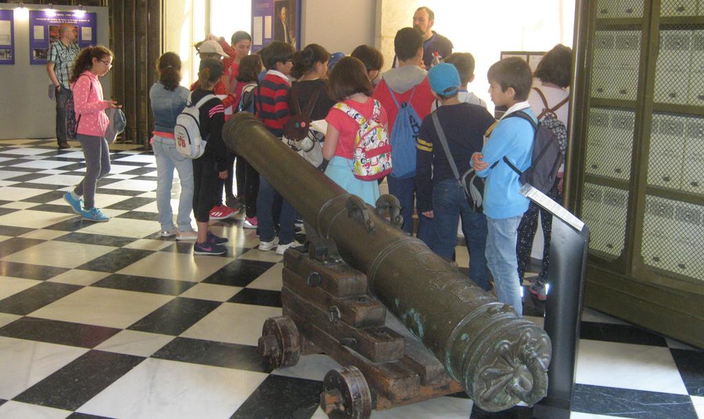 Excursión al Archivo de Indias