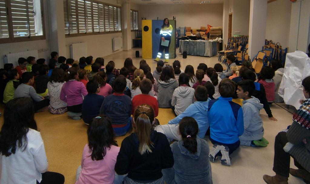 Actuaciones por el Día Universal del Niño