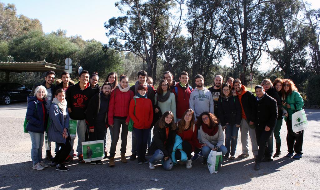 Resumen curso RECAPACICLA Universidad Pablo de Olavide 2017-18