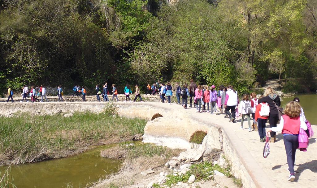 Ruta por la ribera del Guadaira y sus molinos