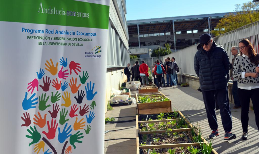 Semana Verde de la Universidad de Sevilla 2018
