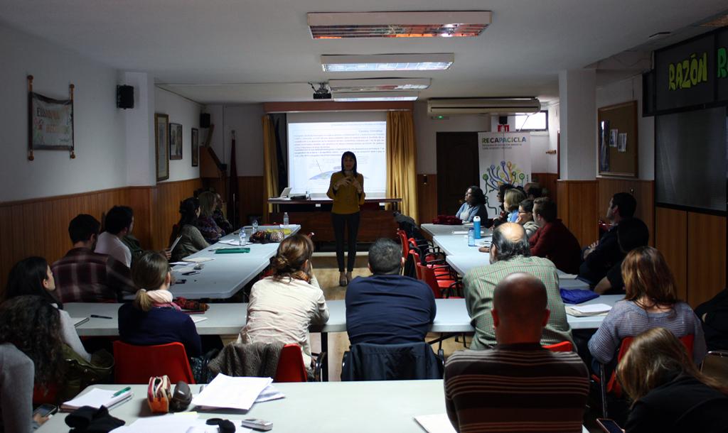 Resumen curso PAFA de Economía Circular en Granada