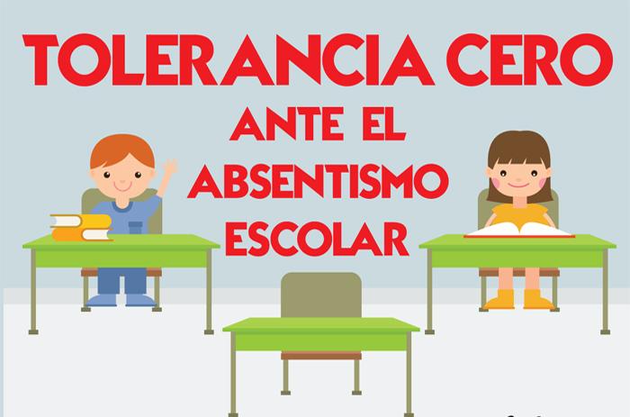 Campaña contra el absentismo escolar en San Juan de Aznalfarache
