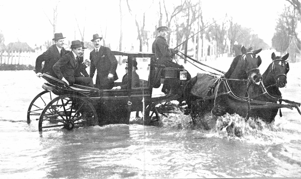 ¿Por qué Sevilla ya no sufre inundaciones?