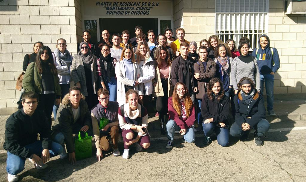 Resumen curso RECAPACICLA Universidad Pablo de Olavide 2018-19