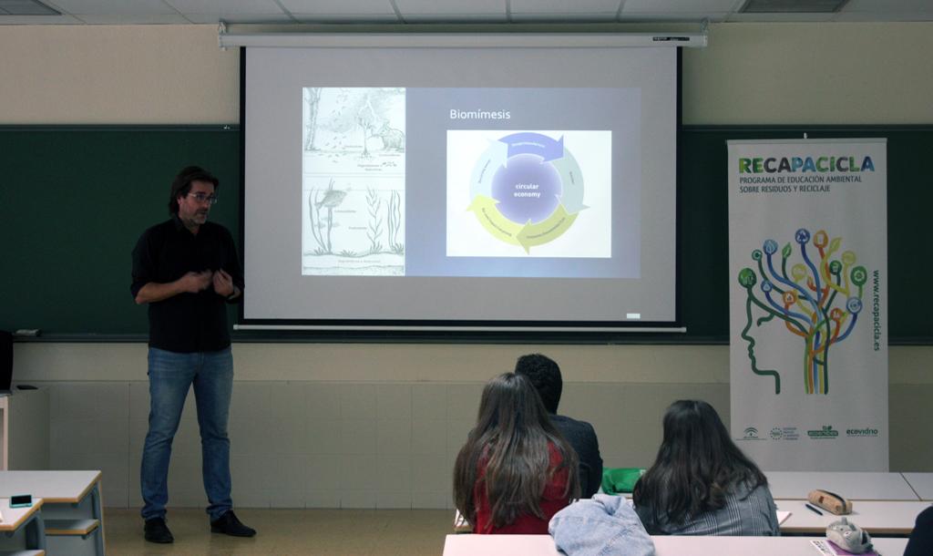Resumen curso RECAPACICLA Universidad de Málaga 2018-19