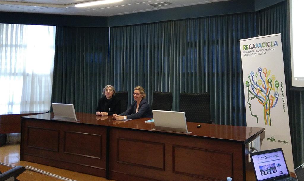 Resumen curso RECAPACICLA Universidad de Almería 2018-19