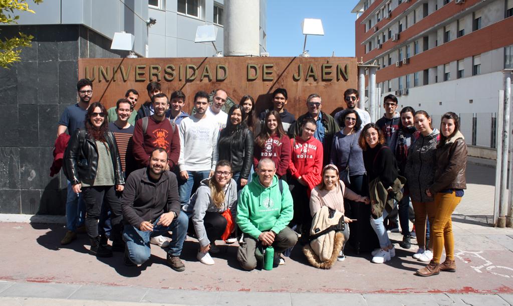 Resumen curso RECAPACICLA Universidad de Jaén 2018-19