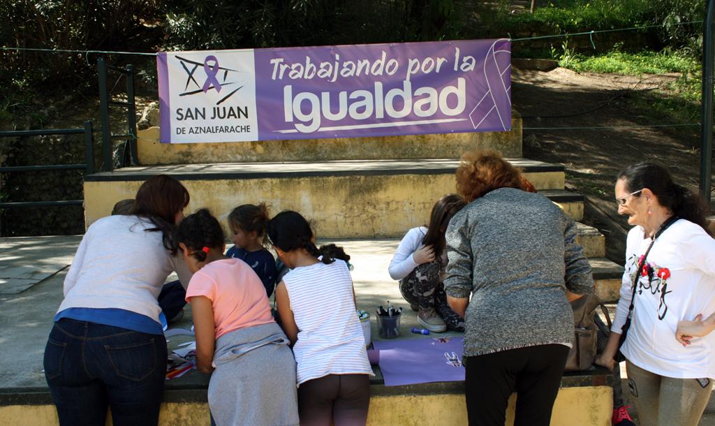 Encuentro por la Igualdad en San Juan de Aznalfarache