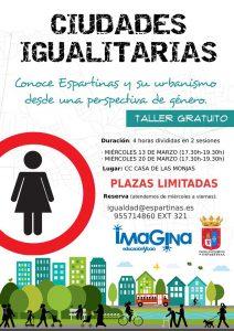 Urbanismo Género Mujer