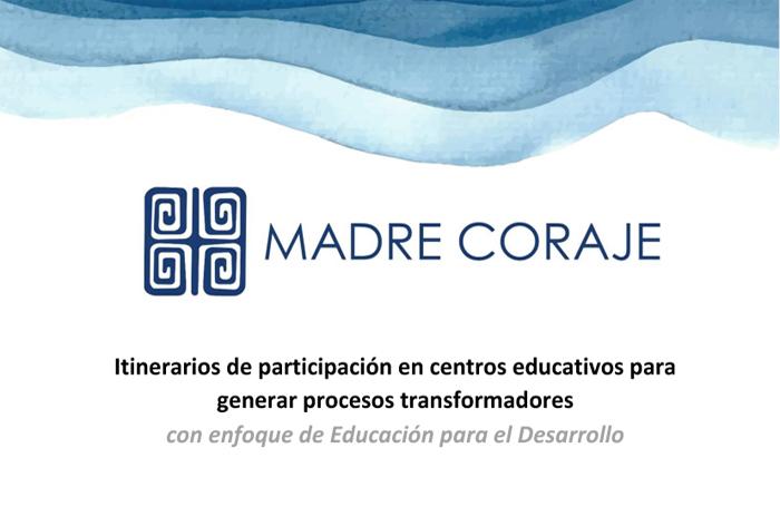 Consultoría técnica para la ONGD Madre Coraje
