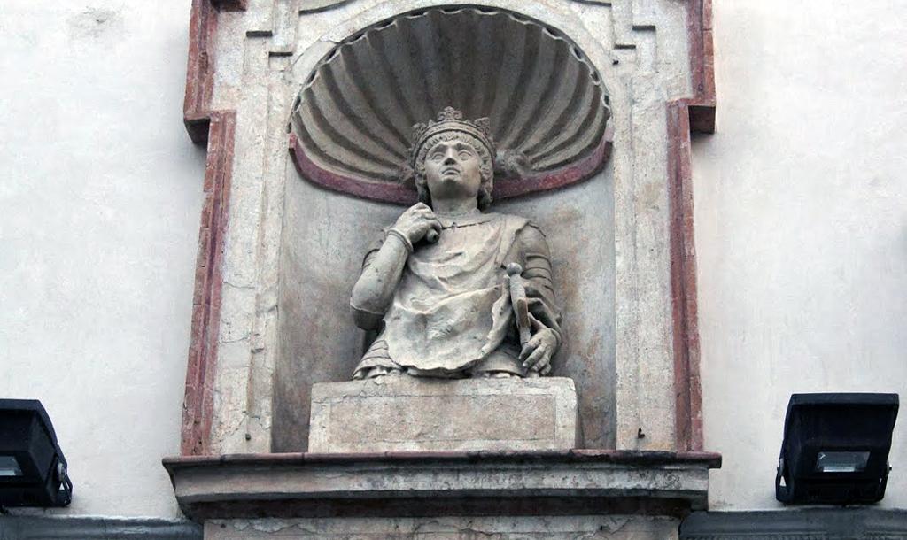 La leyenda de la cabeza del Rey Don Pedro