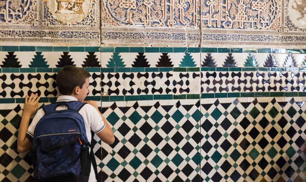 Las puertas y pasadizos secretos del Alcázar de Sevilla