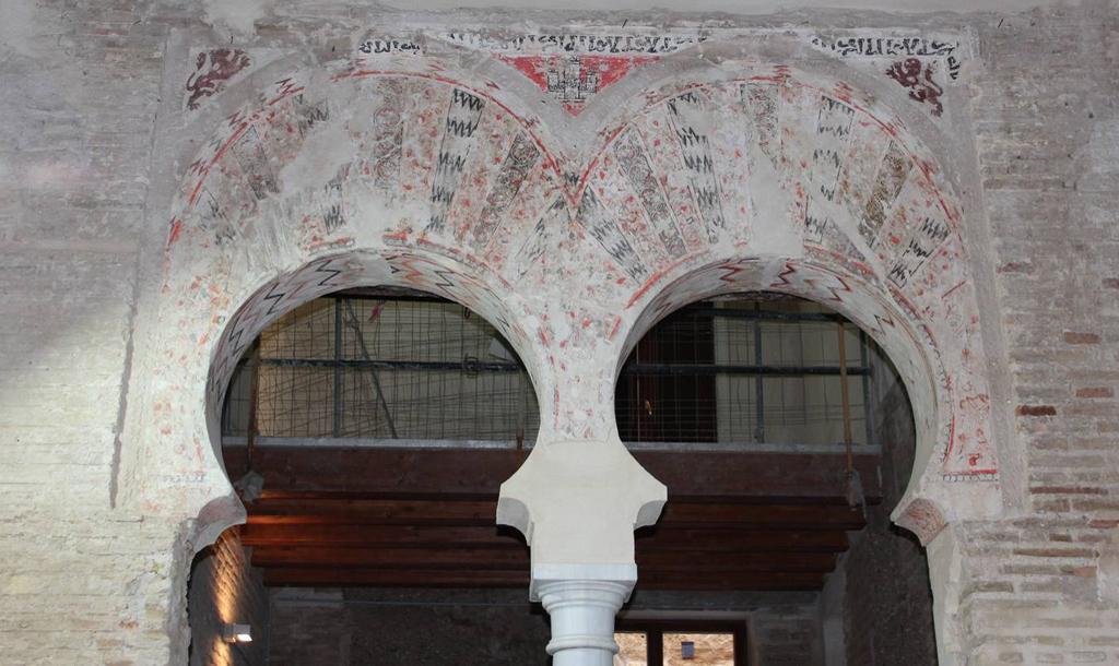 Conociendo el antiguo Palacio de Al-Mutamid en Sevilla