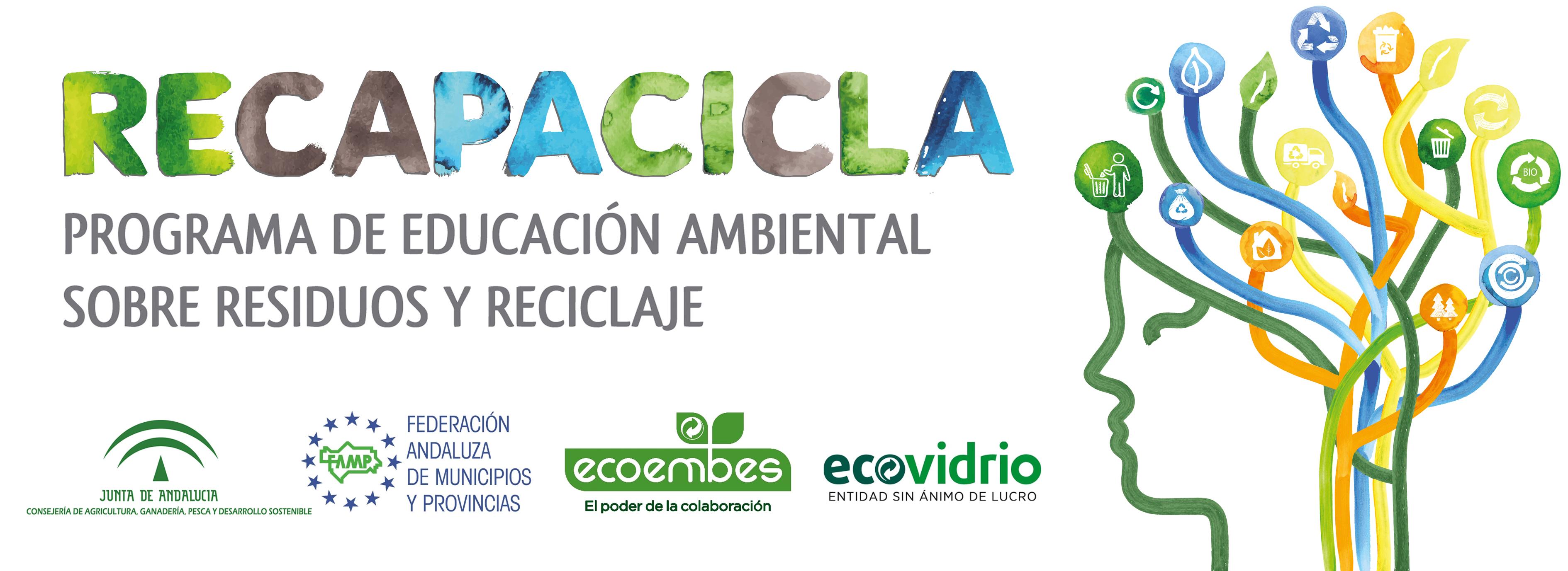 Curso RECAPACICLA Universidad de Málaga 2019-20