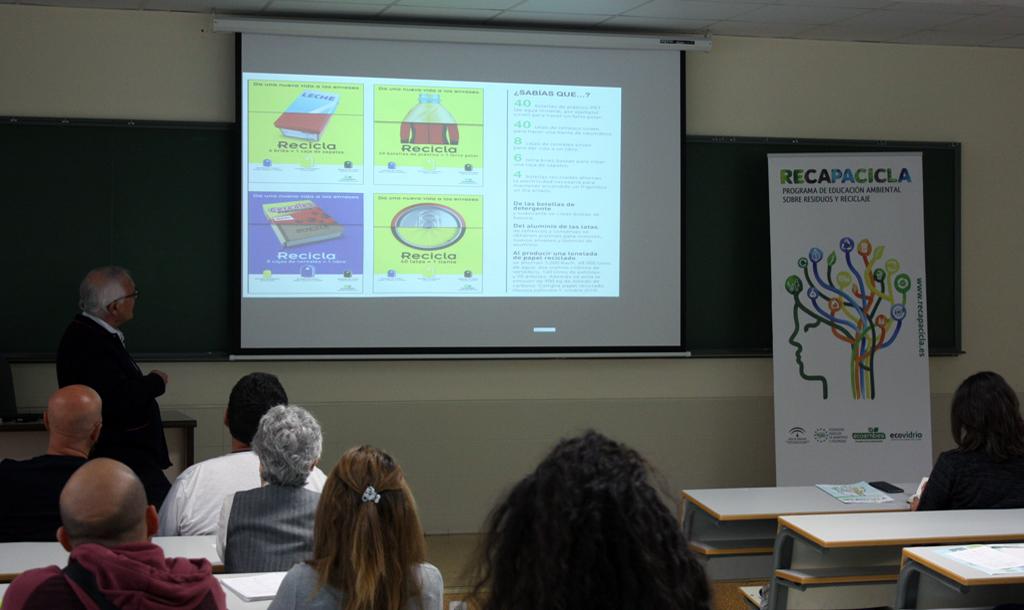 Resumen curso RECAPACICLA Universidad de Málaga 2019-20