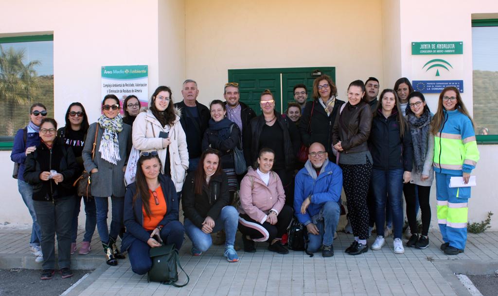 Resumen curso RECAPACICLA Universidad de Almería 2019-20