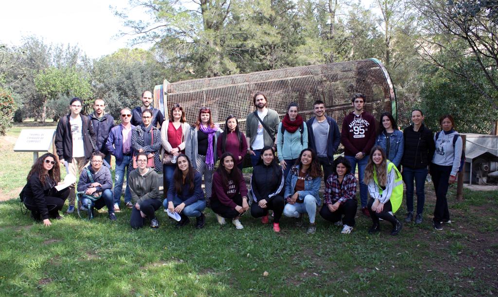Resumen curso RECAPACICLA Universidad de Sevilla 2019-20